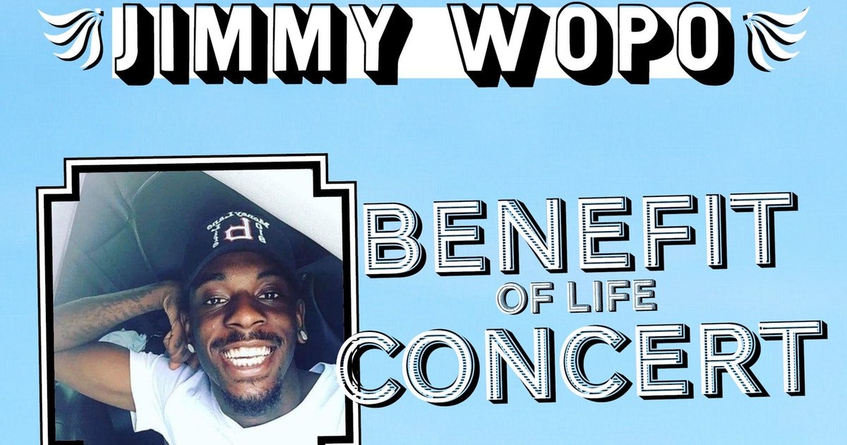 Change for Change: Jimmy Wopo Benefit of Life Concert – July